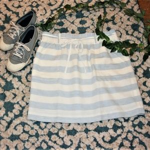 Sporty short skirt